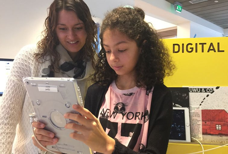 Roskilde Libraries turns on digital literature