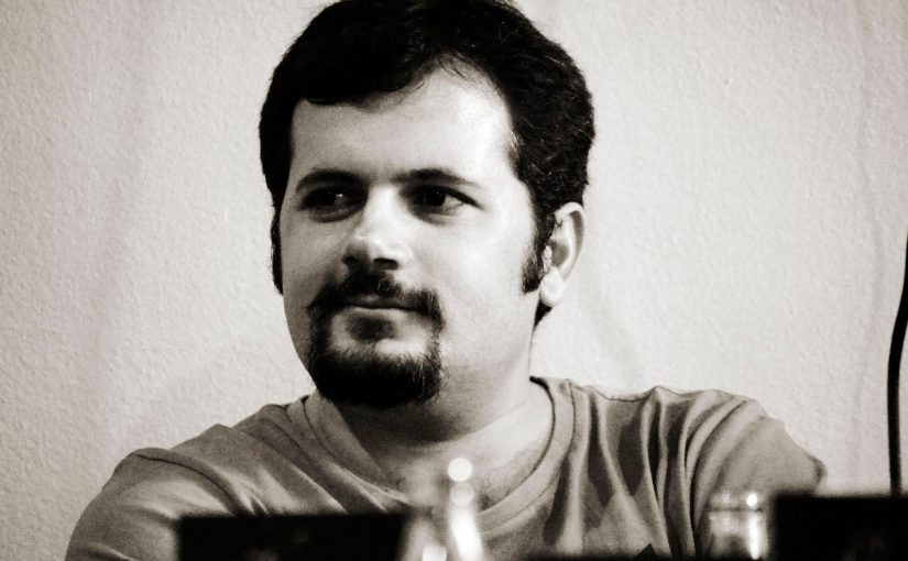 Poetry Machine Writer: Radu Vancu